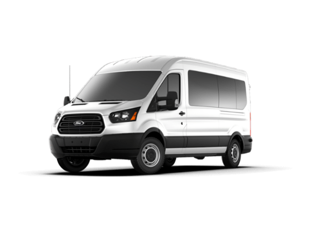 New 2018 Ford Transit-350 Medium Roof Wagon Lamesa